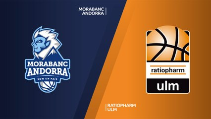 7Days EuroCup Highlights Regular Season, Round 2: Andorra 97-78 Ulm