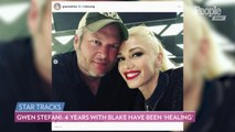 Gwen Stefani Says the Past 4 Years with Blake Shelton Have Been 'Healing': 'One of the Greatest Gifts'