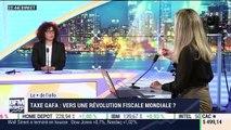 Le + de l'info: taxe GAFA, vers une révolution fiscale mondiale ? - 09/10