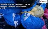 Santé  Un important stock de déchets biomédicaux découvert dans une maison à usage d'habitation à Ouagadougou