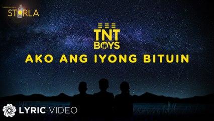 """Ako Ang Iyong Bituin - TNT Boys (Lyrics)   """"Starla"""" OST"""