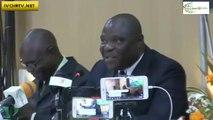 """Côte d'Ivoire: Basile Gouali Dodo, député PDCI face à la presse """"c'est Bédié notre candidat en 2020"""""""