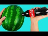 WATERMELON vs CoCa CoLa