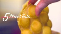 5 Popular Street Snacks in Hong Kong