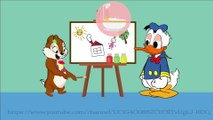 Cartoon for Kid | Kid Movies | Donald Duck and Chip's life lesson