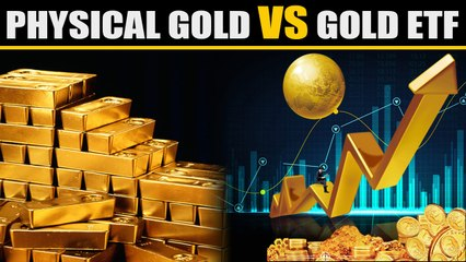 WHAT TO BUY THIS FESTIVAL SEASON? PHYSICAL GOLD OR GOLD ETF?