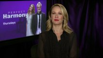"""IR Interview: Anna Camp For """"Perfect Harmony"""" [NBC]"""