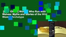 [GIFT IDEAS] Women Who Run With the Wolves: Myths and Stories of the Wild Woman Archetype