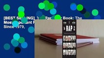 [BEST SELLING]  The Rap Year Book: The Most Important Rap Song From Every Year Since 1979,