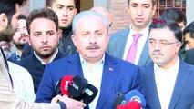 Tbmm başkanı mustafa şentop'tan barış pınarı harekatı ile ilgili önemli açıklamalar