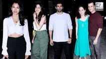 The Sky Is Pink Special Screening | Janhvi Kapoor, Farhan Akhtar, Aditya Roy Kapur