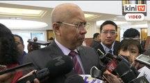 Calon Tanjung Piai, biar Zahid pening urusan calon BN