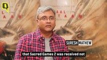 'Sacred Games 2' Was a Let Down Admits Saif Ali Khan