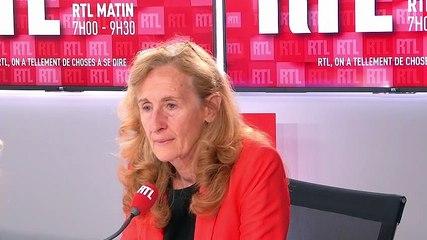 Nicole Belloubet - RTL jeudi 10 octobre 2019