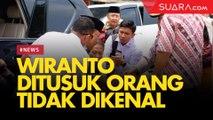 Menkopolhukam Wiranto Dikabarkan Ditusuk di Banten