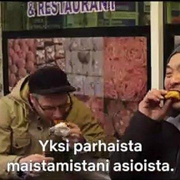 Matkusta David Changin ja julkkisystävien kanssa - Yksi kaupunki, monta makuelämystä- Traileri