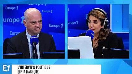 Jean-Michel Blanquer - Europe 1 jeudi 10 octobre 2019