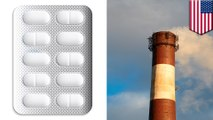 Aspirin could protect your lungsfrom pollution