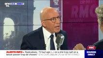 """Éric Ciotti (LR): """"L'immigration aujourd'hui, trop nombreuse, a conduit à une faillie totale de l'intégration"""""""