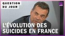 Agriculteurs, enseignants, policiers : le nombre de suicides en France est-il en augmentation ?