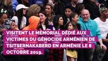 Kourtney et Kim Kardashian en Arménie : les deux stars ont dîné avec le président