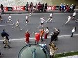 fanfare du marathon de paris 2006