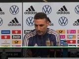 """Argentine - Scaloni : """"Nous avons beaucoup grandi"""""""