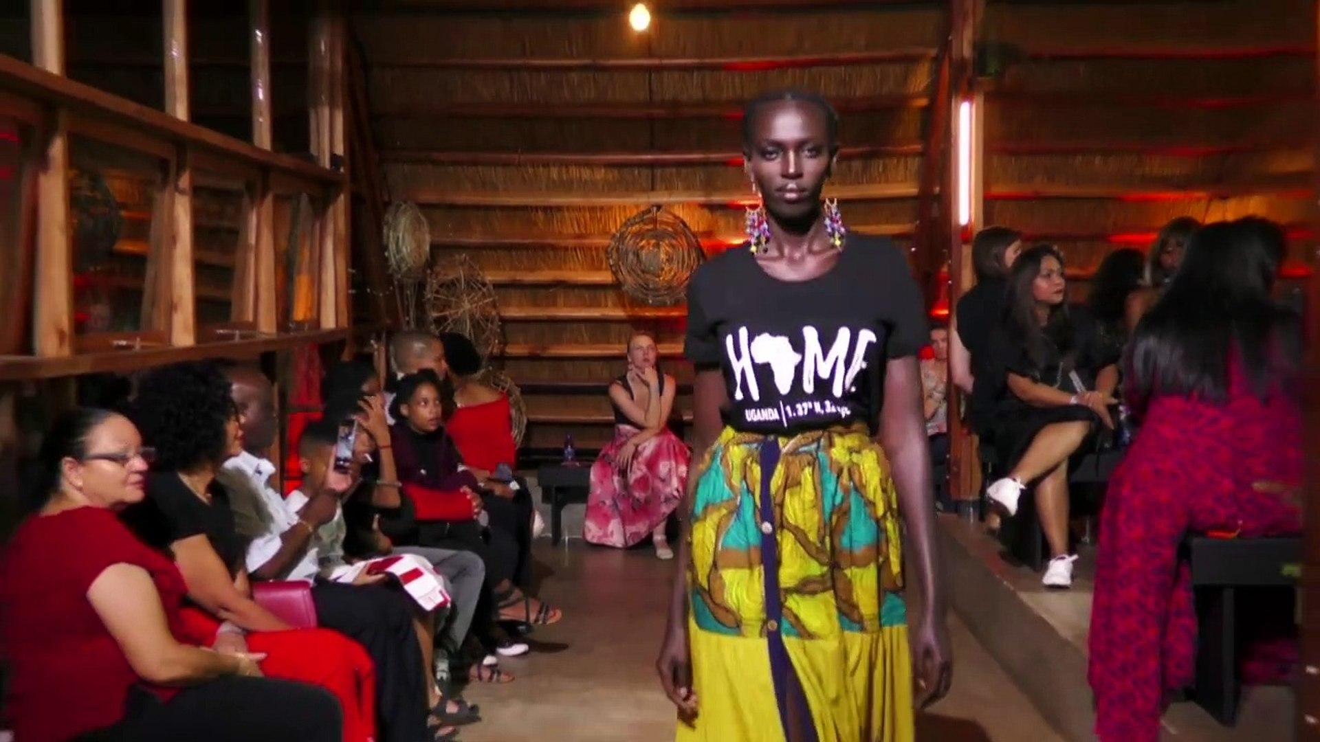 Kampala Fashion Week Takes Ugandan Capital By Storm Video Dailymotion