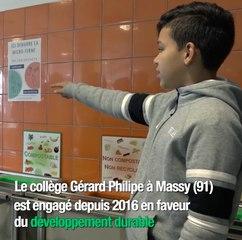 [À DÉCOUVRIR] Le collège Gérard Philipe (91) engagé dans le développement durable