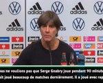 """Allemagne - Low : """"Gnabry a été très dangereux """""""
