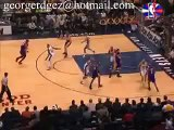 Sean Williams super Block On Lamar Odom