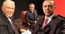 """Erdoğan'dan """"Yanındayız"""" diyen Özdil ve Dündar'a yanıt: Çok mutlu olurum"""