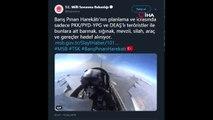 """MSB: """"Barış Pınarı Harekatı'nın planlama ve icrasında sadece PKK/PYD-YPG ve DEAŞ'lı teröristler ile..."""