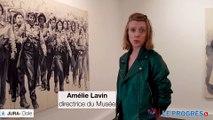 Exposition de Giulia Andreani au Musée des beaux-arts de Dole