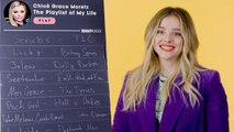 Chloë Grace Moretz Creates the Playlist of Her Life