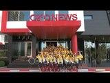 Miss Globe 2019, miset nga e gjithë bota vizitojnë RTV Ora dhe Ora News