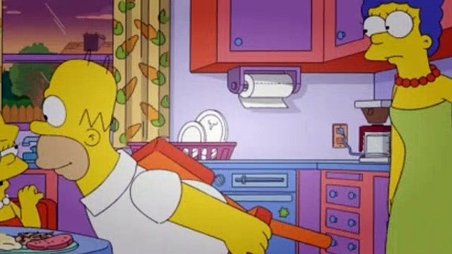 The Simpsons Season 26 Episode 11 Bart's New Friend