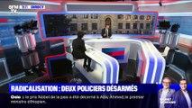 Attaque à la préfecture: deux policiers soupçonnés de radicalisation désarmés (2/2) - 11/10