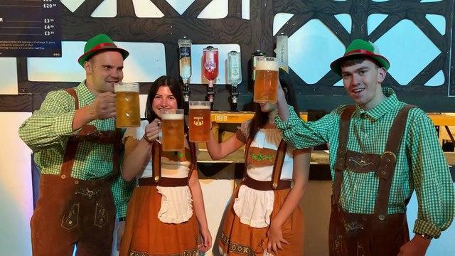 The Bavarian Festival!