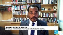 Nobel Peace Prize :  Ethiopian PM Abiy Ahmed  awarded for peace initiative with Eritrea