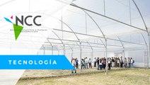 Abren granja de Formación Hortícola que impulsará el desarrollo de la agroindustria