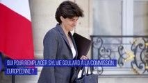 Qui pour remplacer Sylvie Goulard à la commission européenne ?