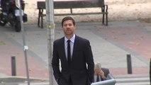 Segundo día de juicio a Xabi Alonso por fraude fiscal