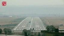 Reuters, savaş jetlerimizi görüntüledi