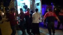Barış Pınarı Harekatı - Nusaybin'e atılan roketler nedeniyle yaralananlar ve zarar gören binalar - MARDİN