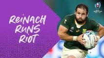 Cobus Reinachs insane performance against Canada