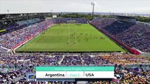 Extended highlights Argentina v USA