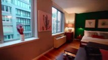 Furnished, Luxurious Studio| Full Service Doorman & Gym| Chelsea| W. 21st & 6th Ave