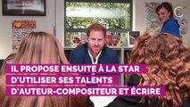 """VIDEO. Ed Sheeran et le prince Harry : leur sketch très drôle sur leur """"union des roux"""""""