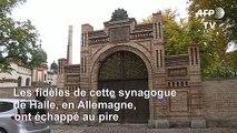 Allemagne: 2 morts dans une attaque, les fidèles d'une synagogue ont échappé au pire
